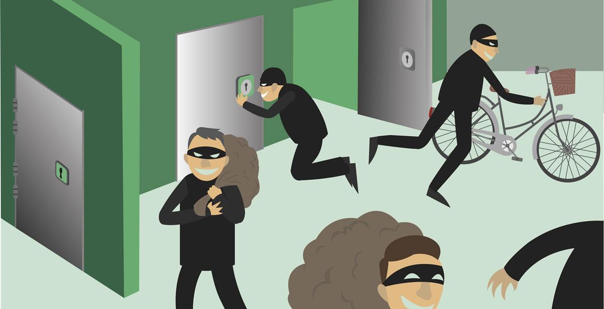 Los 5 objetos más robados en los trasteros comunitarios